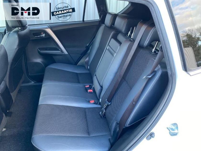 Toyota Rav4 197 Hybride Black Edition 2wd Cvt - Visuel #10