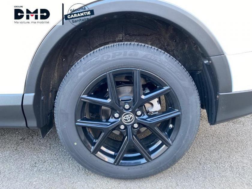 Toyota Rav4 197 Hybride Black Edition 2wd Cvt - Visuel #13