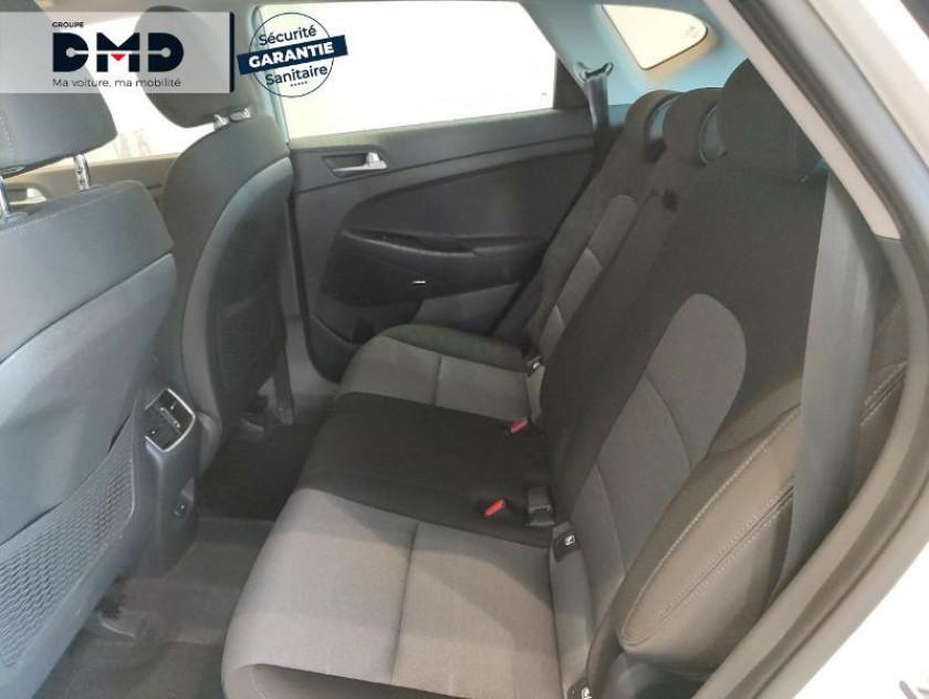 Hyundai Tucson 1.6 Crdi 136ch Premium Dct-7 - Visuel #10