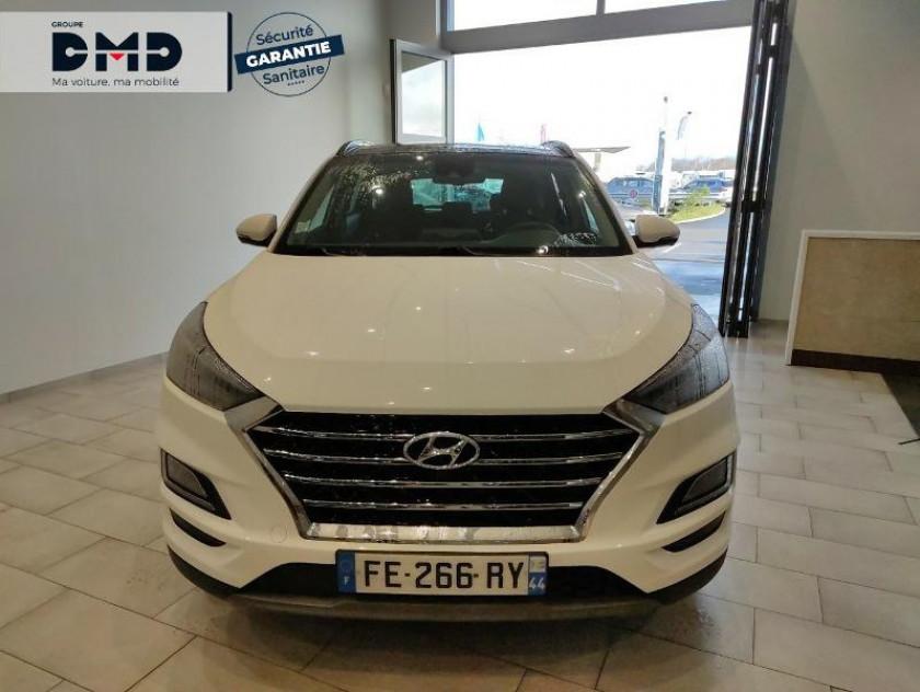 Hyundai Tucson 1.6 Crdi 136ch Premium Dct-7 - Visuel #4