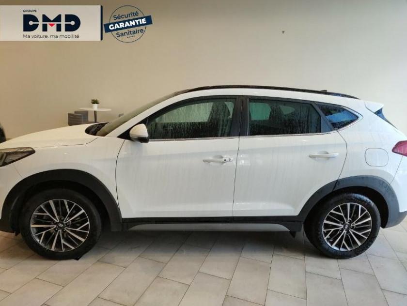 Hyundai Tucson 1.6 Crdi 136ch Premium Dct-7 - Visuel #2