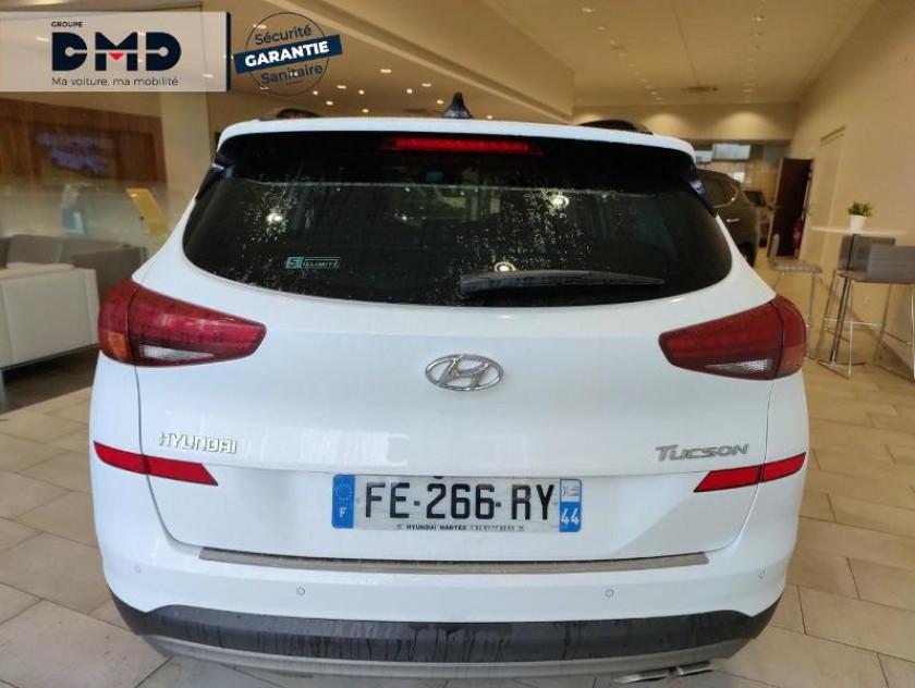 Hyundai Tucson 1.6 Crdi 136ch Premium Dct-7 - Visuel #11