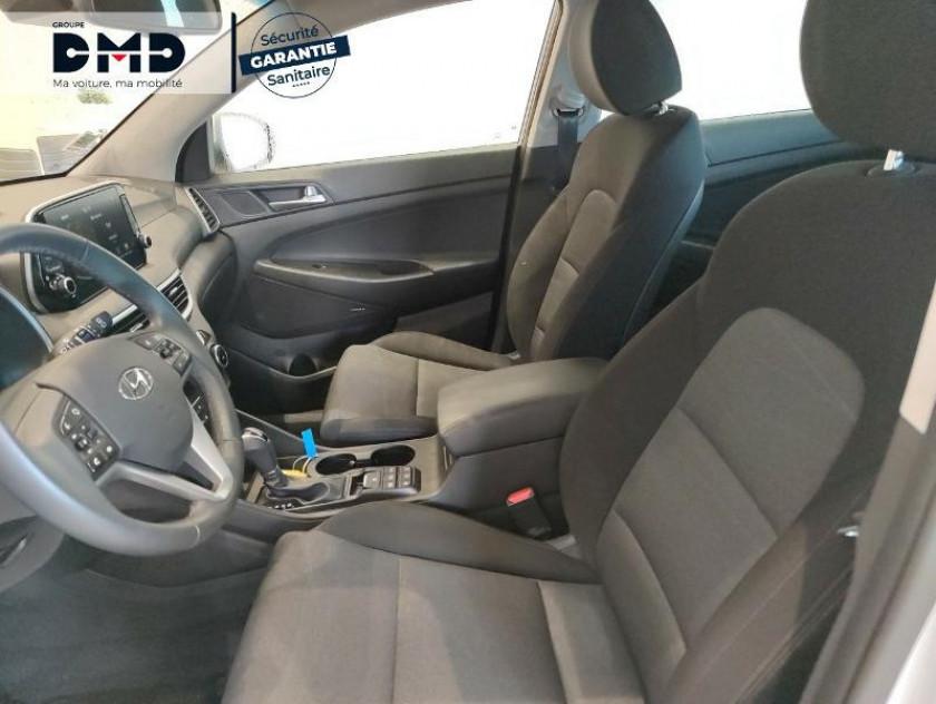 Hyundai Tucson 1.6 Crdi 136ch Premium Dct-7 - Visuel #9