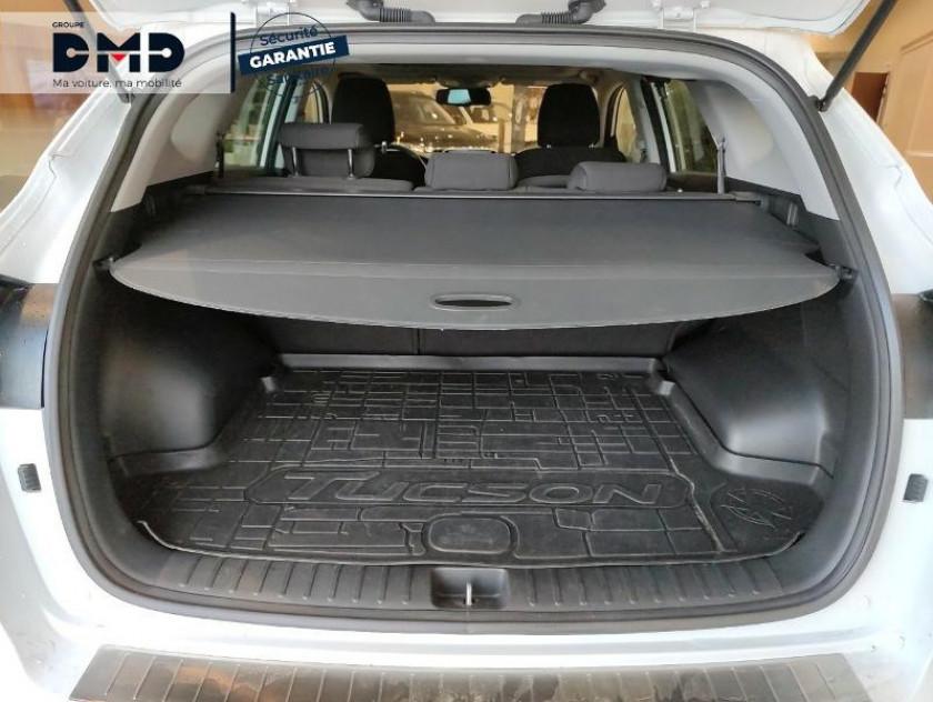 Hyundai Tucson 1.6 Crdi 136ch Premium Dct-7 - Visuel #12