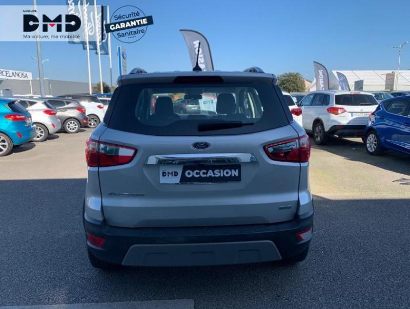 Ford Ecosport 1.0 Ecoboost 125ch Titanium Business - Visuel #11