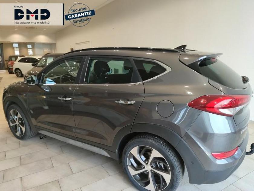 Hyundai Tucson 1.7 Crdi 141ch Executive 2017 2wd Dct-7 - Visuel #3
