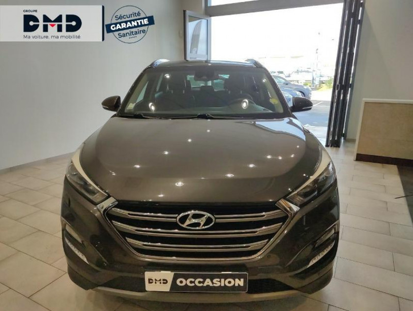 Hyundai Tucson 1.7 Crdi 141ch Executive 2017 2wd Dct-7 - Visuel #4