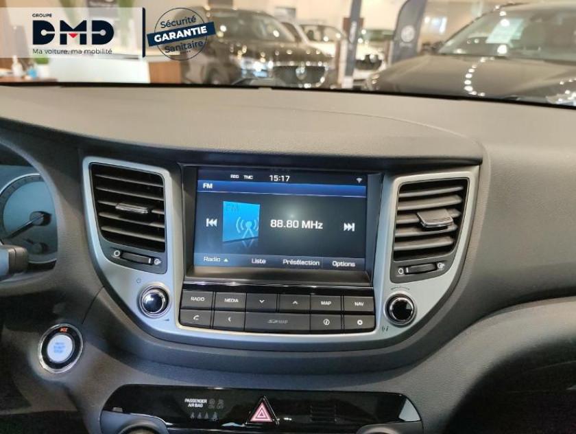 Hyundai Tucson 1.7 Crdi 141ch Executive 2017 2wd Dct-7 - Visuel #6