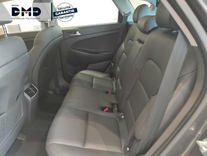 Hyundai Tucson 1.7 Crdi 141ch Executive 2017 2wd Dct-7 - Visuel #10