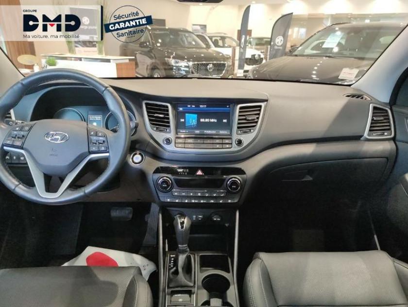 Hyundai Tucson 1.7 Crdi 141ch Executive 2017 2wd Dct-7 - Visuel #5