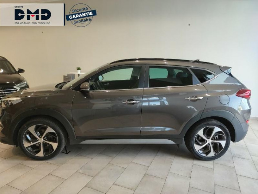 Hyundai Tucson 1.7 Crdi 141ch Executive 2017 2wd Dct-7 - Visuel #2