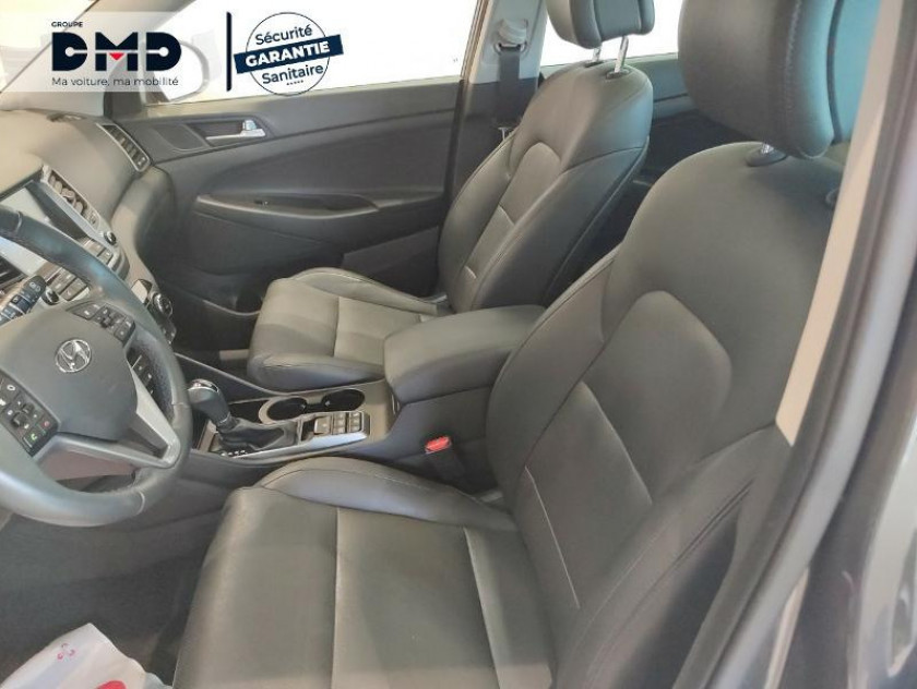 Hyundai Tucson 1.7 Crdi 141ch Executive 2017 2wd Dct-7 - Visuel #9
