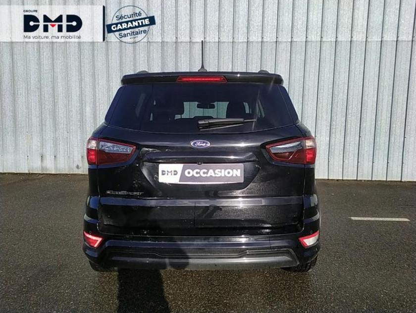 Ford Ecosport 1.0 Ecoboost 125ch St-line Euro6.2 - Visuel #11