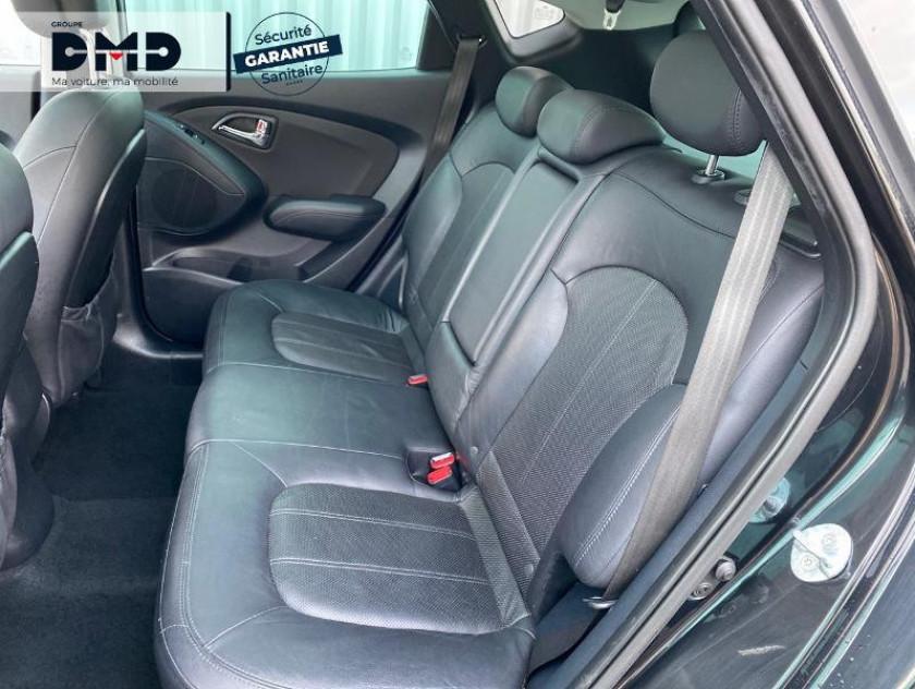 Hyundai Ix35 2.0 Crdi136 Pack Premium Limited 4wd - Visuel #10