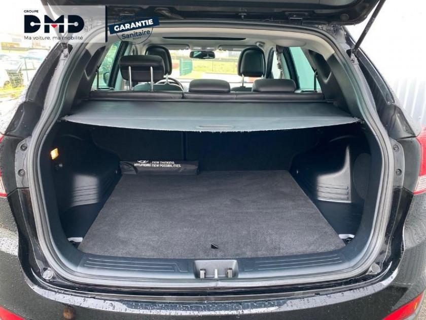 Hyundai Ix35 2.0 Crdi136 Pack Premium Limited 4wd - Visuel #12