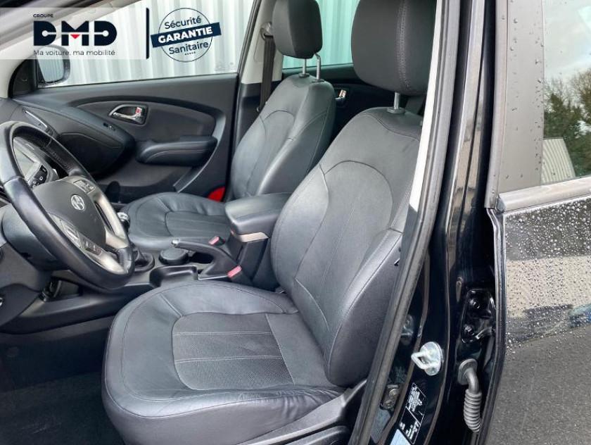 Hyundai Ix35 2.0 Crdi136 Pack Premium Limited 4wd - Visuel #9