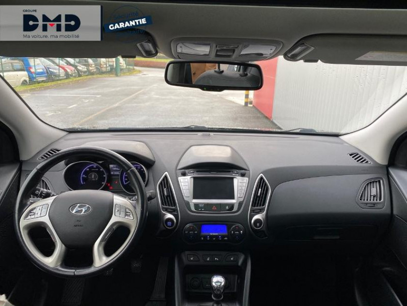 Hyundai Ix35 2.0 Crdi136 Pack Premium Limited 4wd - Visuel #5