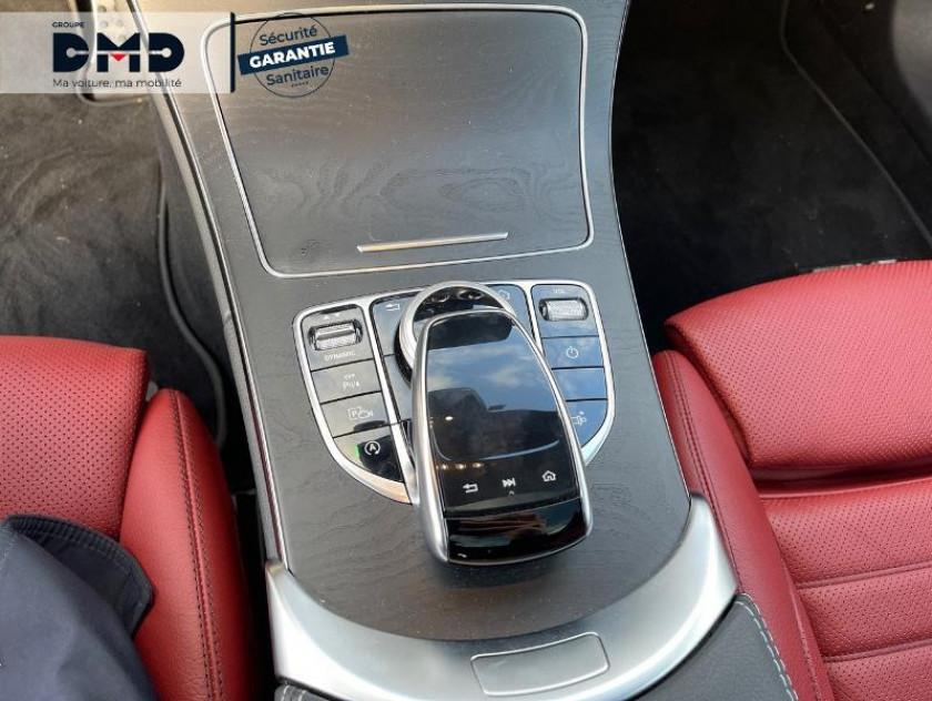 Mercedes-benz Classe C Coupe 200 184ch Amg Line 9g-tronic Euro6d-t - Visuel #8