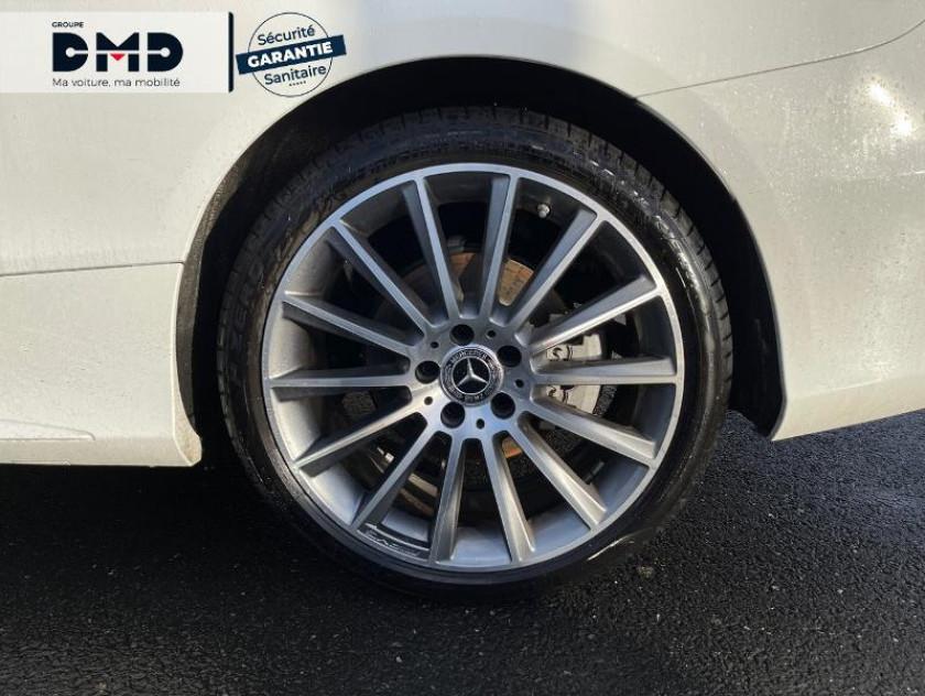 Mercedes-benz Classe C Coupe 200 184ch Amg Line 9g-tronic Euro6d-t - Visuel #13
