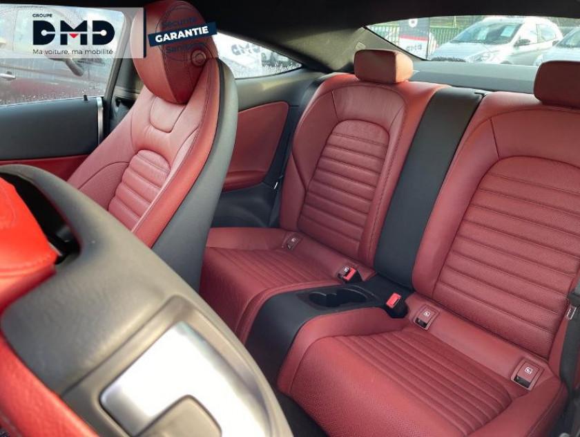 Mercedes-benz Classe C Coupe 200 184ch Amg Line 9g-tronic Euro6d-t - Visuel #10