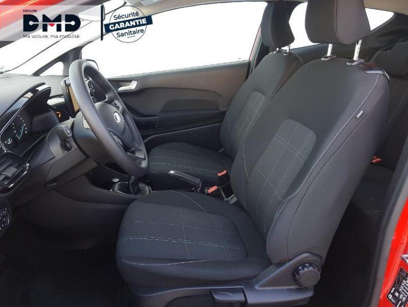 Ford Fiesta 1.1 70ch Cool & Connect 3p Euro6.2 - Visuel #9