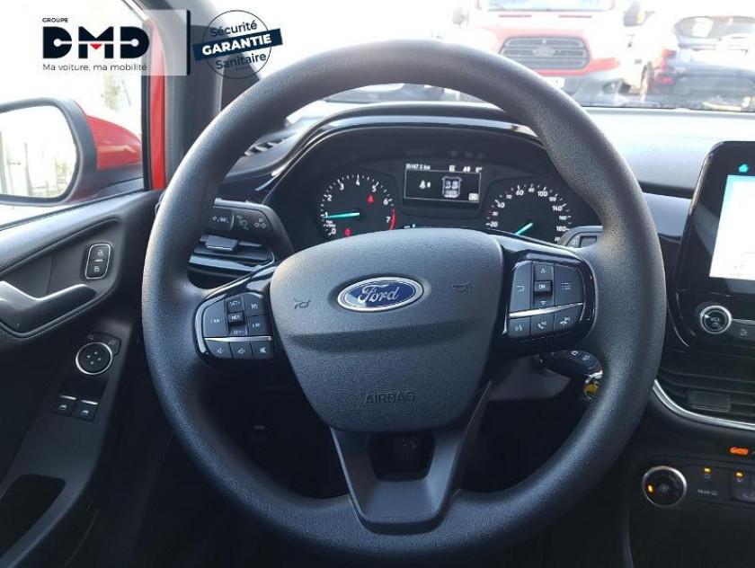Ford Fiesta 1.1 70ch Cool & Connect 3p Euro6.2 - Visuel #7