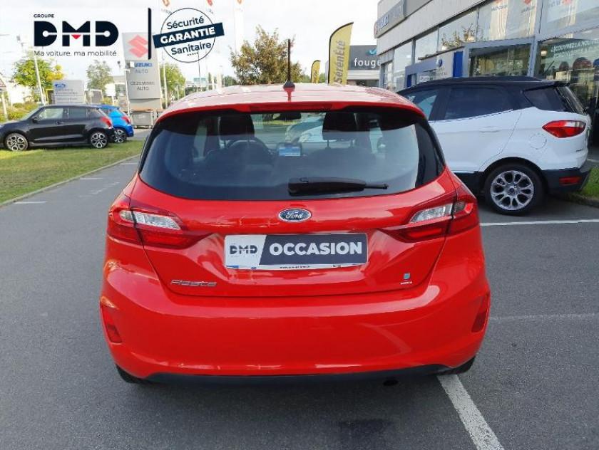 Ford Fiesta 1.1 70ch Cool & Connect 3p Euro6.2 - Visuel #11