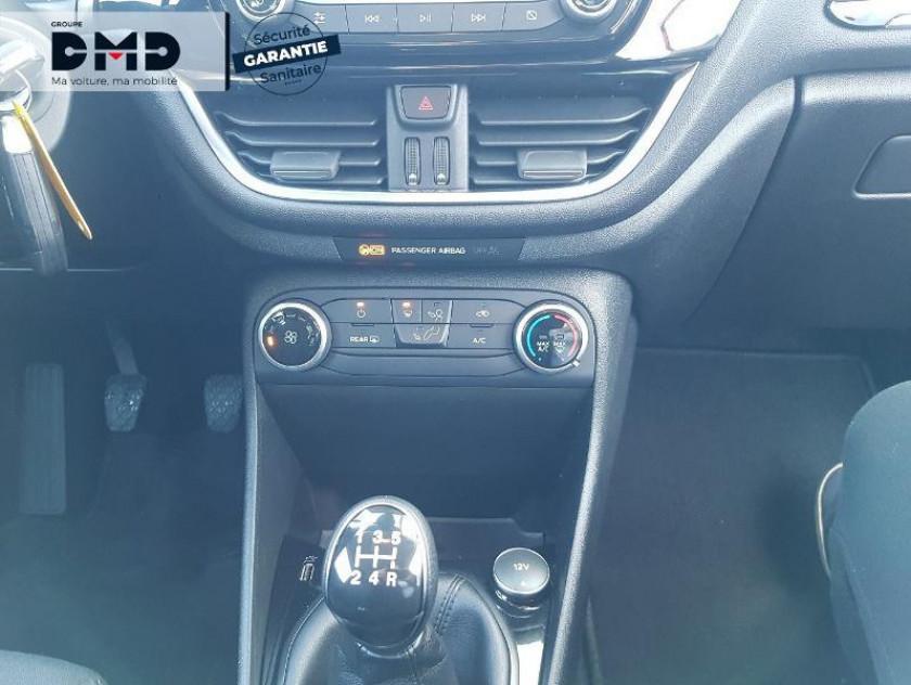 Ford Fiesta 1.1 70ch Cool & Connect 3p Euro6.2 - Visuel #8
