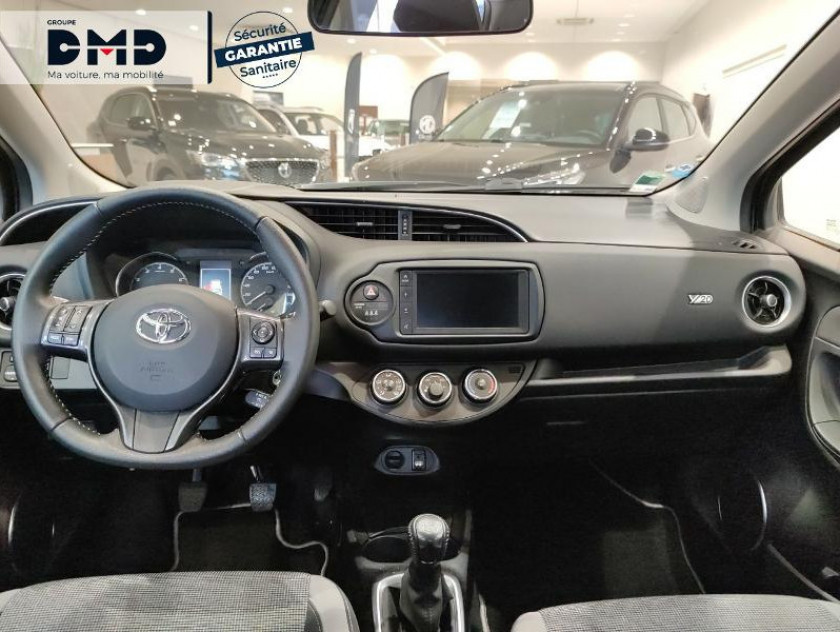 Toyota Yaris 70 Vvt-i 20ème Anniversaire 5p My19 - Visuel #5