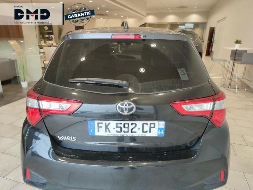 Toyota Yaris 70 Vvt-i 20ème Anniversaire 5p My19 - Visuel #11