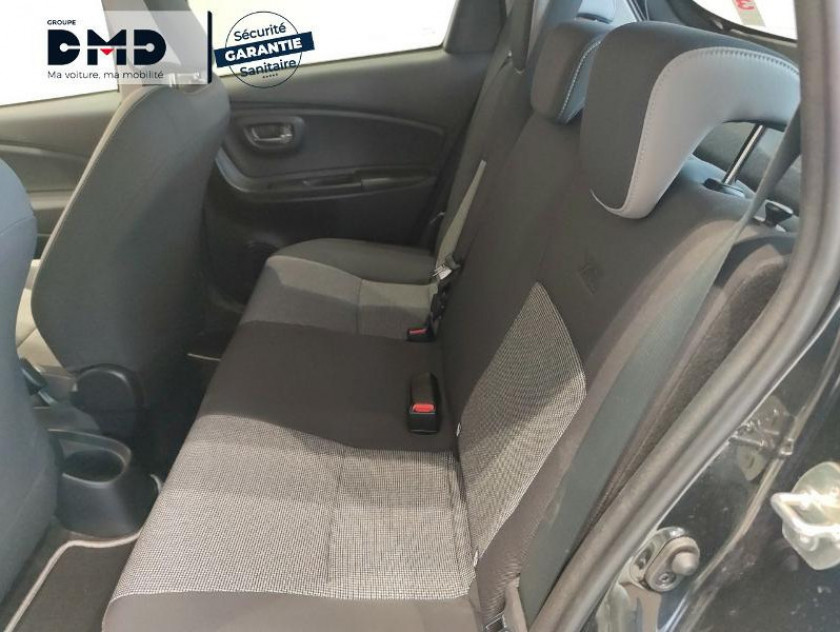Toyota Yaris 70 Vvt-i 20ème Anniversaire 5p My19 - Visuel #10