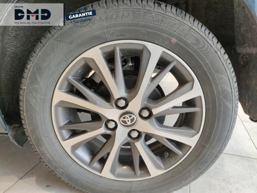 Toyota Yaris 70 Vvt-i 20ème Anniversaire 5p My19 - Visuel #13