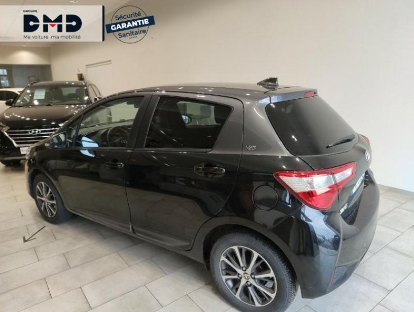 Toyota Yaris 70 Vvt-i 20ème Anniversaire 5p My19 - Visuel #3