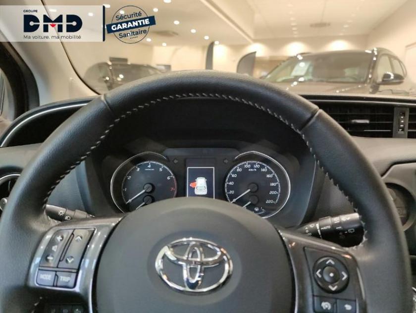 Toyota Yaris 70 Vvt-i 20ème Anniversaire 5p My19 - Visuel #7