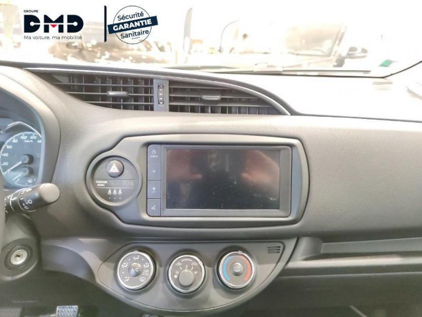 Toyota Yaris 70 Vvt-i 20ème Anniversaire 5p My19 - Visuel #6