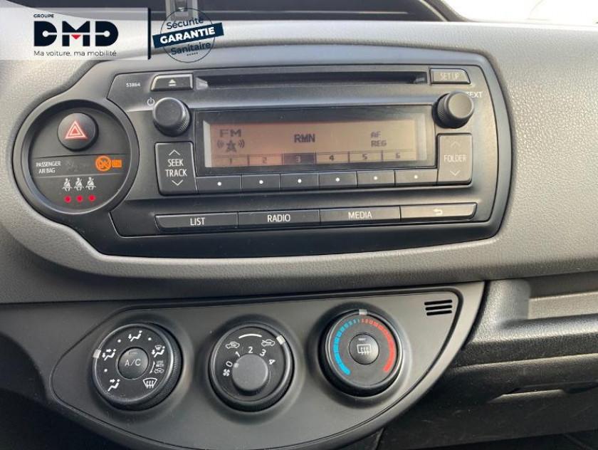 Toyota Yaris 69 Vvt-i Dynamic 5p - Visuel #6