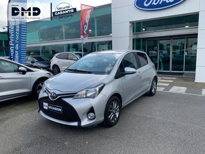Toyota Yaris 69 Vvt-i Dynamic 5p - Visuel #14