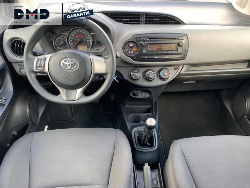 Toyota Yaris 69 Vvt-i Dynamic 5p - Visuel #5