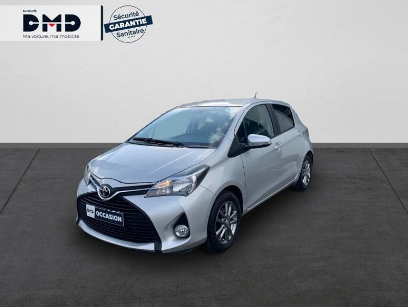 Toyota Yaris 69 Vvt-i Dynamic 5p - Visuel #1