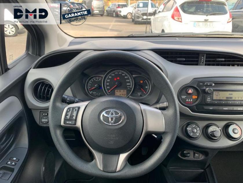 Toyota Yaris 69 Vvt-i Dynamic 5p - Visuel #7