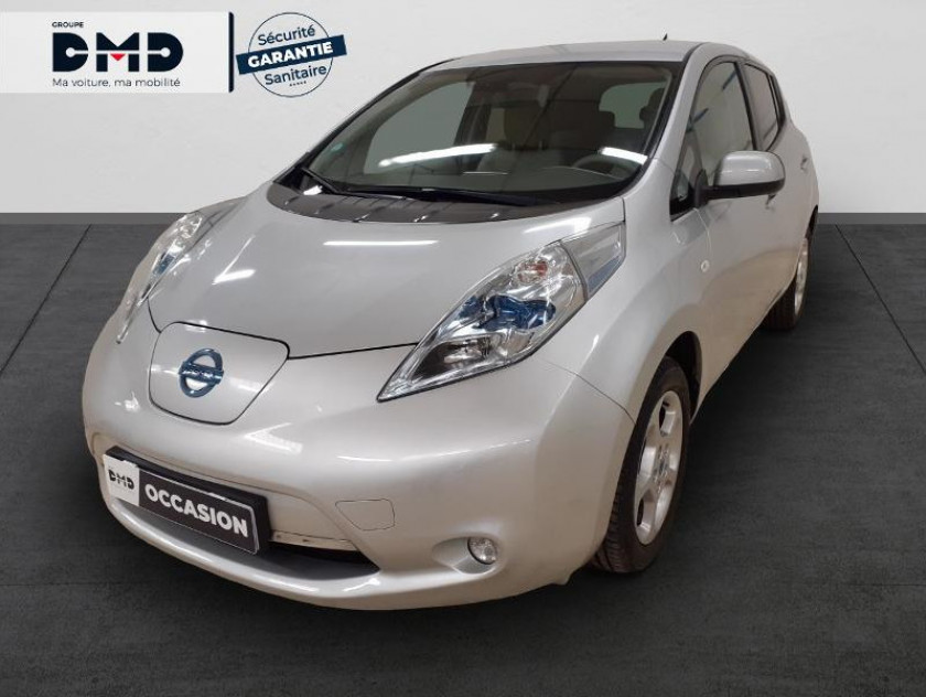 Nissan Leaf 109ch - Visuel #1