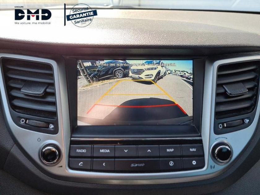 Hyundai Tucson 1.7 Crdi 115ch Business 2wd - Visuel #15