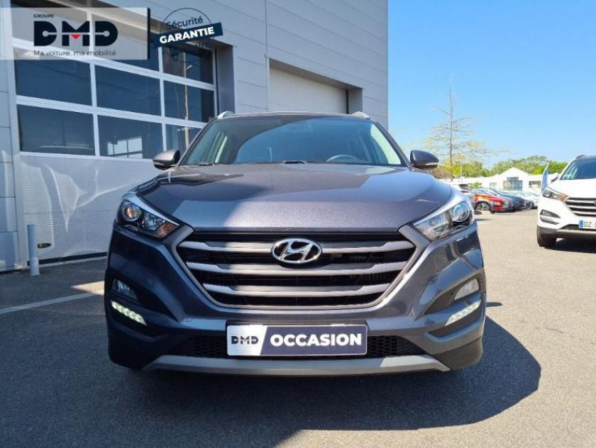 Hyundai Tucson 1.7 Crdi 115ch Business 2wd - Visuel #4