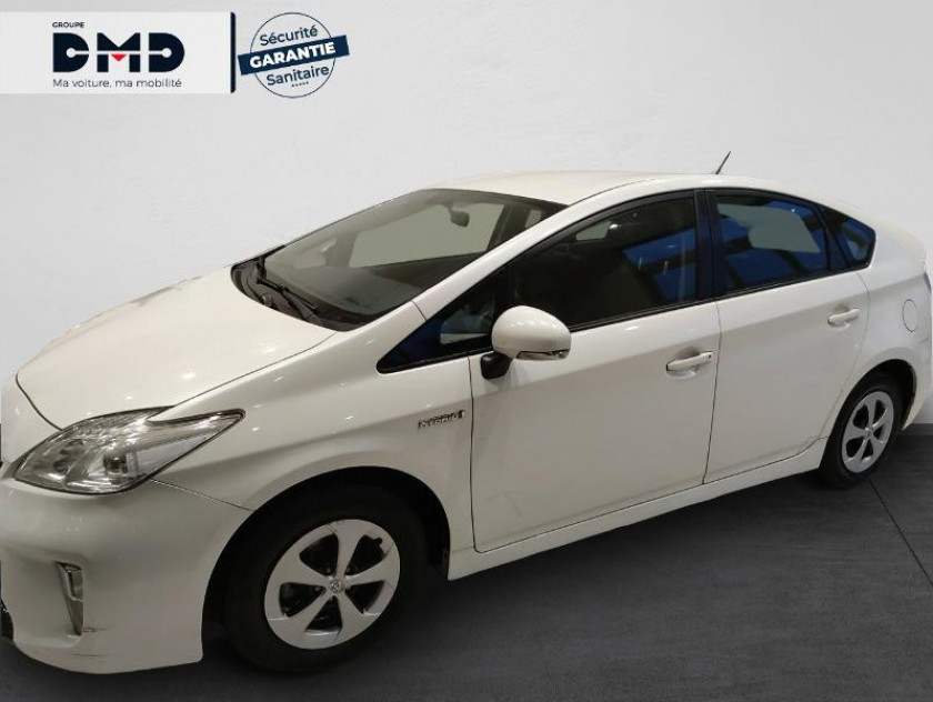 "Toyota Prius 136h Dynamic 15"" - Visuel #1"