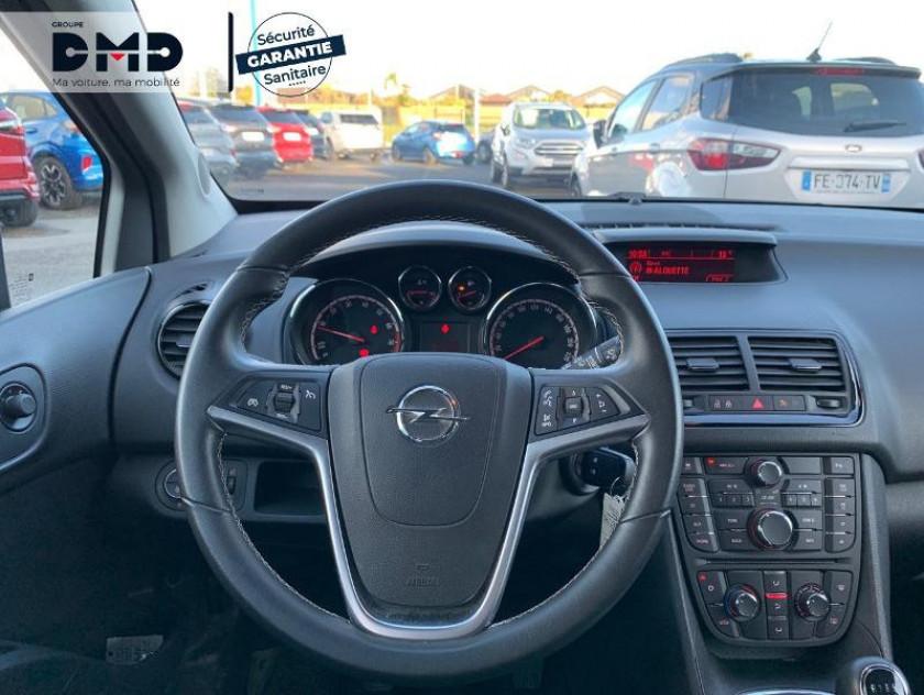 Opel Meriva 1.4 Turbo Twinport 120ch Drive Start/stop - Visuel #7