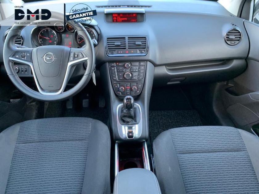 Opel Meriva 1.4 Turbo Twinport 120ch Drive Start/stop - Visuel #5
