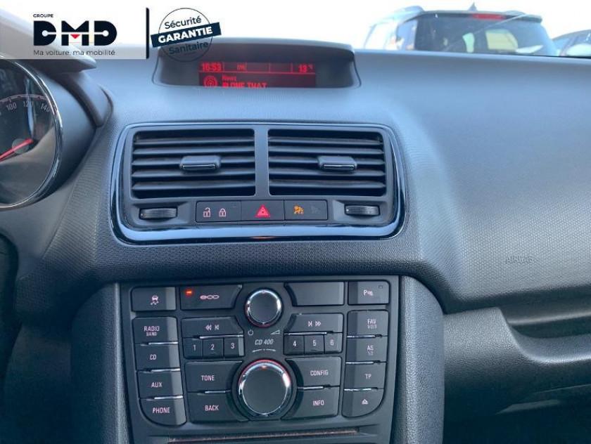 Opel Meriva 1.4 Turbo Twinport 120ch Drive Start/stop - Visuel #6