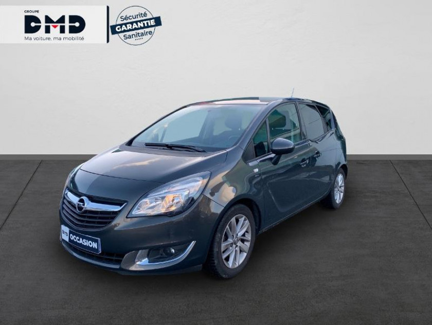 Opel Meriva 1.4 Turbo Twinport 120ch Drive Start/stop - Visuel #1