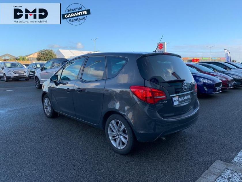 Opel Meriva 1.4 Turbo Twinport 120ch Drive Start/stop - Visuel #3
