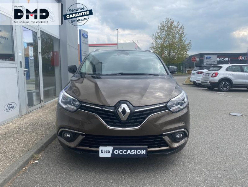 Renault Grand Scenic 1.6 Dci 160ch Energy Intens Edc - Visuel #4